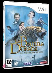 La Brújula Dorada Wii cover (R5AX8P)