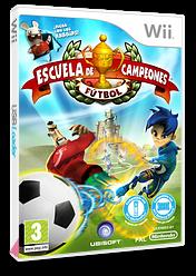 Escuela de Campeones: Fútbol Wii cover (R5FP41)
