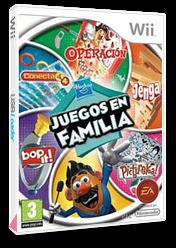 Hasbro: Juegos en Familia 2 Wii cover (R6XP69)