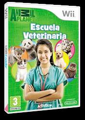 Animal Planet: Escuela Veterinaria Wii cover (R82P52)