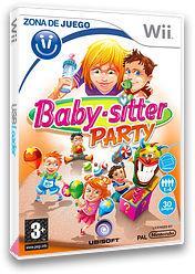 Baby-sitter Party Wii cover (R8BP41)
