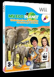 My Eco Planet: Veterinarios al Rescate - Aventuras por el Mundo Wii cover (R8VP41)
