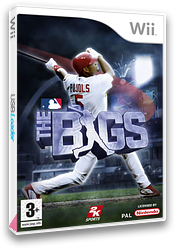 The Bigs Wii cover (RBGP54)