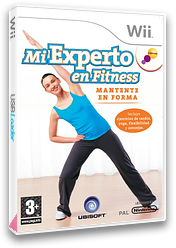 Mi experto en Fitness: Mantente en Forma Wii cover (RFKX41)