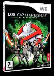 Los Cazafantasmas: El Videojuego Wii cover (RGQP70)
