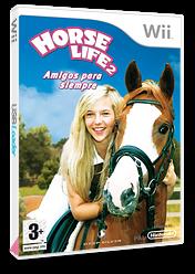 Horse Life 2: Amigos para Siempre Wii cover (RH5PKM)