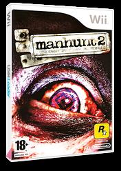 Manhunt 2 Wii cover (RHTP54)