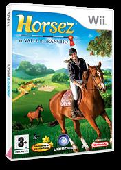 Horsez: El Valle del Rancho Wii cover (RHZP41)