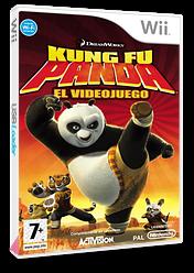 Kung Fu Panda: El Videojuego Wii cover (RKPY52)