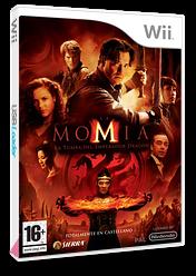 La Momia: La Tumba del Emperador Dragón Wii cover (RM5P7D)