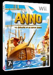 ANNO: La Creación de un Nuevo Mundo Wii cover (RN4P41)