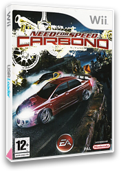 Need for Speed: Carbono Wii cover (RNSP69)