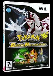 Pokémon Battle Revolution Wii cover (RPBP01)
