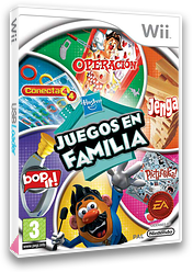 Hasbro: Juegos en Familia Wii cover (RRMX69)
