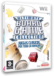 Ultimate Board Game Collection Wii cover (RUBP7N)