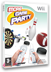 More Game Party Wii cover (RV2P5D)