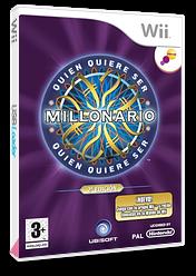 ¿Quién Quiere Ser Millonario? 2da Edición Wii cover (RW5P41)