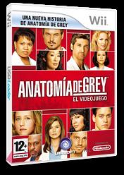 Anatomía de Grey: El Videojuego Wii cover (RXLP41)