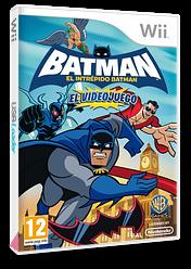 Batman: El Intrépido Batman Wii cover (S3BPWR)