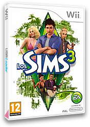 Los Sims 3 Wii cover (S3MP69)