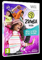 Zumba Kids: ¡Ven a la fiesta del baile! Wii cover (S7FPGT)