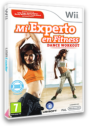 Mi Experto en Fitness: Dance Workout Wii cover (SCWP41)