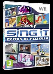 Disney Sing It:Éxitos de película Wii cover (SDFP4Q)