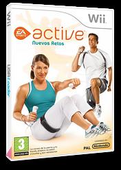 EA Sports Active: Nuevos Retos Wii cover (SEAP69)