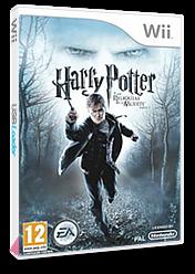 Harry Potter y las Reliquias de la Muerte - Parte 1 Wii cover (SHHP69)