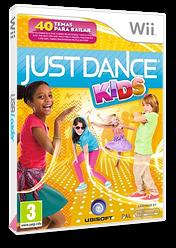 Just Dance Kids Wii cover (SJZP41)