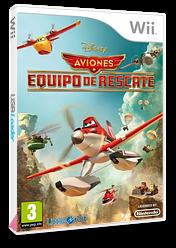 Disney Aviones: Equipo De Rescate Wii cover (SQQPVZ)