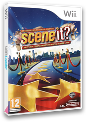 Scene It? Estrellas en Pantalla Gigante Wii cover (SSCSWR)