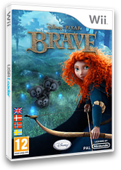 Brave: The Video Game Wii cover (S6BY4Q)