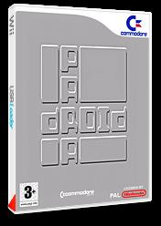 Paradroid pochette VC-C64 (C98P)
