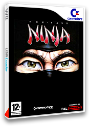 The Last Ninja pochette VC-C64 (C9XP)