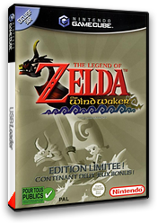 The Legend of Zelda: Ocarina of Time / Master Quest pochette GameCube (D43P01)
