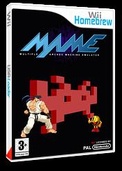 Mame Wii pochette Homebrew (DMAA)