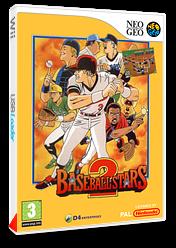 Baseball Stars 2 pochette VC-NEOGEO (EAHP)