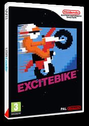 Excitebike pochette VC-NES (FBCP)