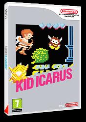 Kid Icarus pochette VC-NES (FBDP)