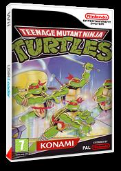 Teenage Mutant Ninja Turles pochette VC-NES (FBKP)