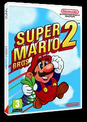 Super Mario Bros. 2 pochette VC-NES (FBYP)