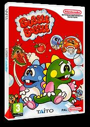 Bubble Bobble pochette VC-NES (FC3P)
