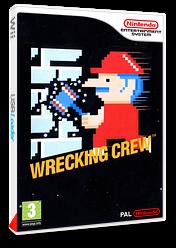 Wrecking Crew pochette VC-NES (FCVP)