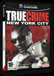 True Crime: New York City pochette GameCube (G2CX52)