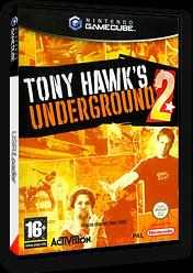 Tony Hawk's Underground 2 pochette GameCube (G2TP52)