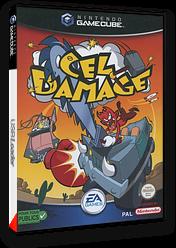 Cel Damage pochette GameCube (GCLP69)