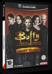 Buffy contre les Vampires:Chaos Bleeds pochette GameCube (GCQF7D)