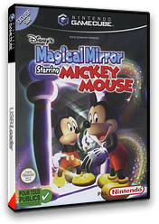 Disney's Magical Mirror Starring Mickey Mouse pochette GameCube (GDMP01)