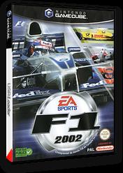 F1 2002 pochette GameCube (GF2P69)